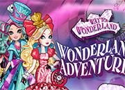 Ever After High Wonderland Adventure Game