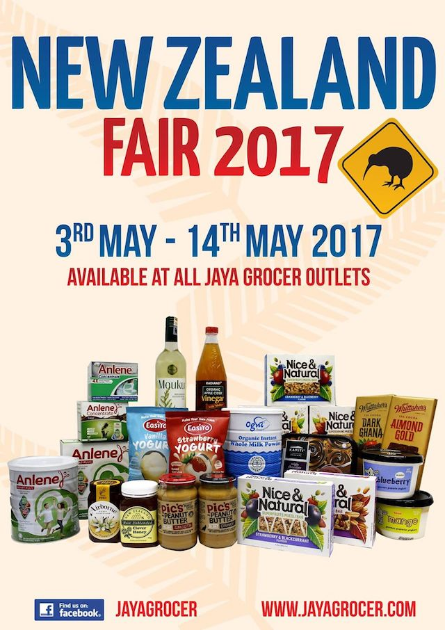 New Zealand Fair, Be There!