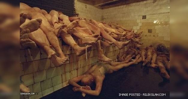 Inilah Kilang Proses organ Manusia..Gambar No 2 Tu Paling Seram ( 6 Gambar) Korang Pasti Terkejut