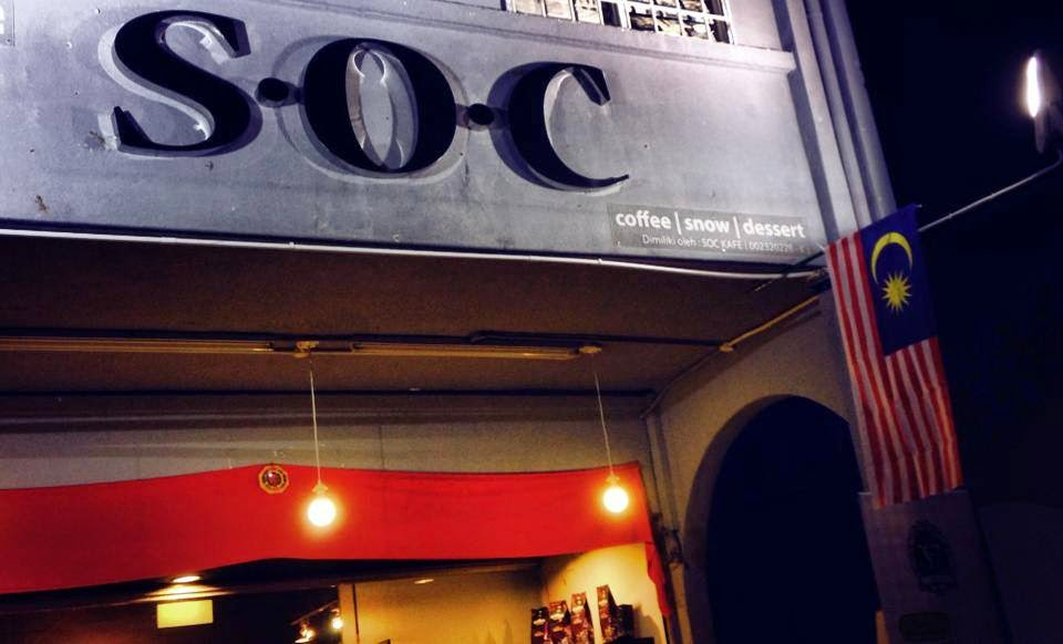 S.O.C Cafe at Desa Setapak, Wangsa Maju