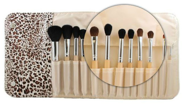 Makeup brushes that wont break the bank by barbies beauty bits