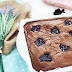 Recipe: Blackcurrant Jam Puddle Chocolate Brownies