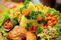 Cara buat dan Resep Nasi Kuning rice cooker Rumahan