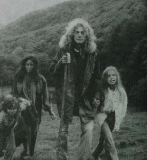 Picture of Robert Plant in Hammer of the Gods: The Led Zeppelin Saga Download PDF