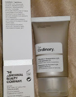 review ORDINARY VITAMIN C Suspension 23% HA Spheres 2% Hyaluronic Acid water-free silicon free brighten skin wrinkles eye lines