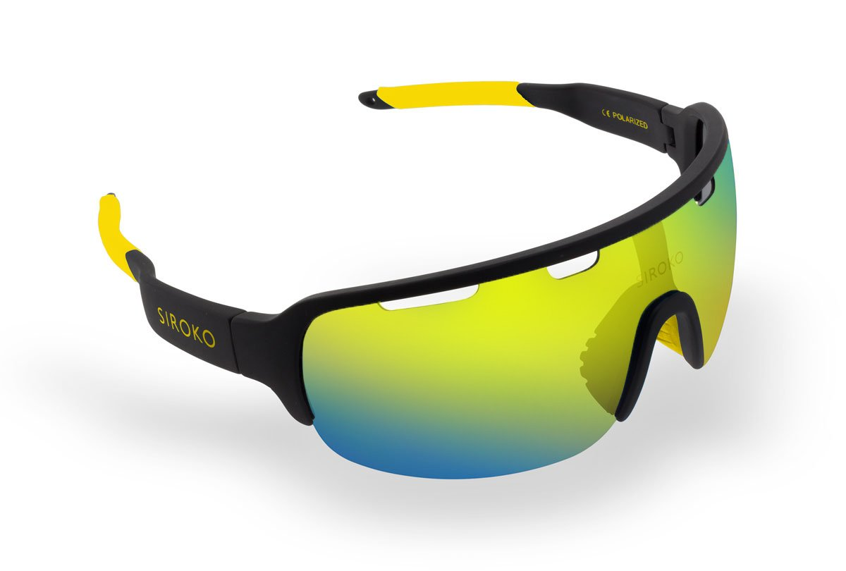200acef27a Siroko K2 Sunglasses. New Siroko K2 MTB Sunglasses - BikeToday.News Siroko  Tech K2 Snow Cycling Sunglasses – Sol Warwick Cycling Blog