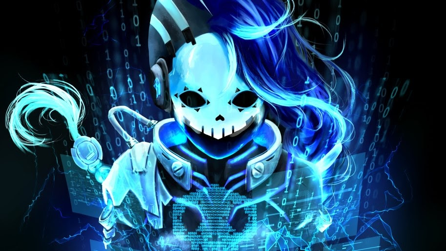 Sombra Hacker Overwatch 4k Wallpaper 175