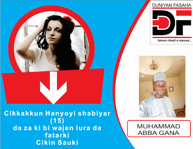 Cikkakkun Hanyoyi shabiyar (15) da za ki bi wajen lura da fatarki Cikin Sauki