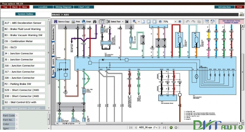 Hilux Wiring Diagram Pdf : Toyota hilux service repair information