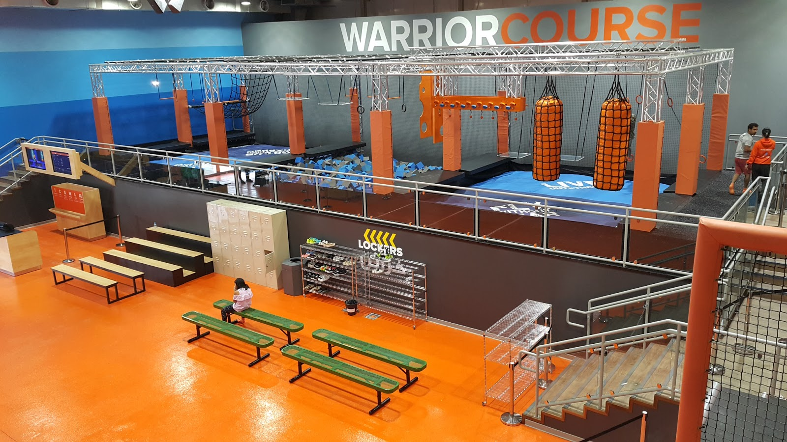 Things Related To Kuwait Kuwait Has Trampoline Park
