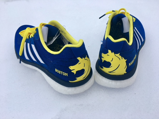 new styles 10505 cce51 2018 Boston Marathon® edition adizero Boston 7 LTD Review