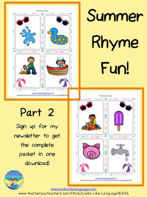 A fun, free game for pre-reading skills! Great for parents, too!