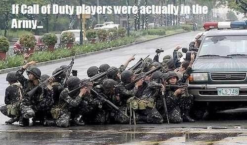real life call of duty players