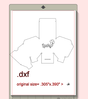 DXF file format opens with a simple drag and drop, however it opens really small.