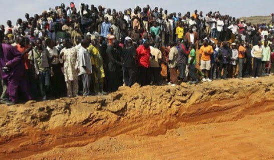 mass grave jigawa accident victims