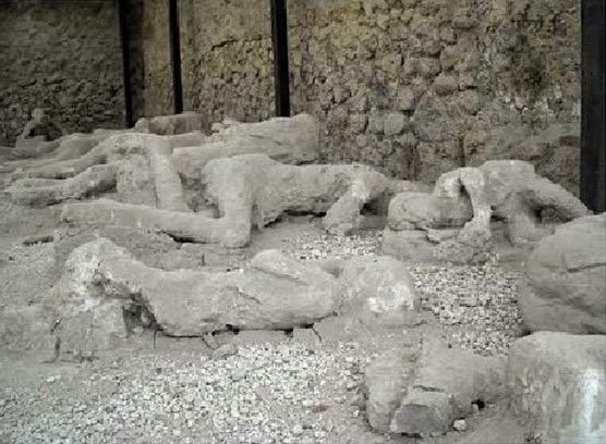 Kisah Sebenar Kota Pompeii