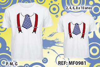 Tal Pai Tal Filho Camisetas Personalizadas Suspensorio