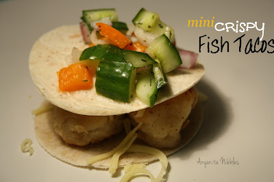 Mini Crispy Fish Tacos from www.anyonita-nibbles.com