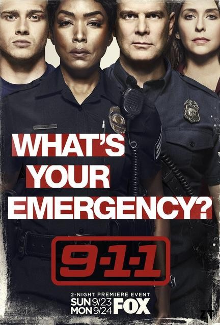 9-1-1 – Saison 2 [Streaming] [Telecharger]
