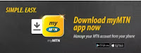 Download MyMTN App For Android and iOS - Manage Your Line Yourself