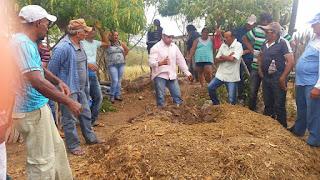 Agricultores de Picuí participam de Capacitação em Gerenciamento da Água para Produção de Alimentos