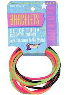 1980s jelly bracelets
