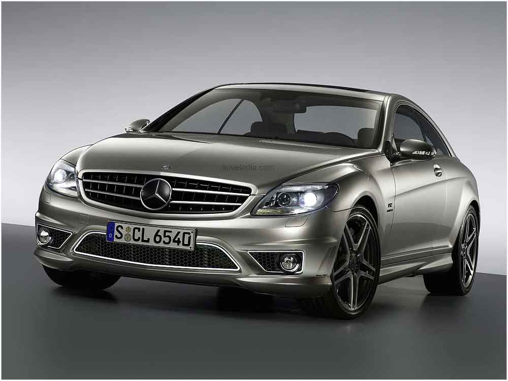 Latest Mercedes Benz Cars