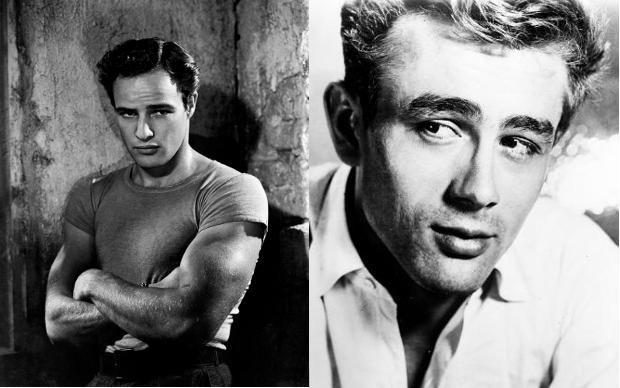 Las Relaciones Amorosas Entre James Dean M Brando Y