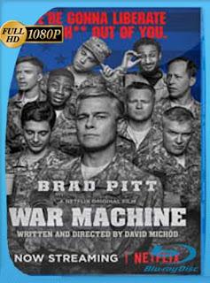 Máquina de guerra (2017) HD [1080p] Latino [GoogleDrive] SilvestreHD