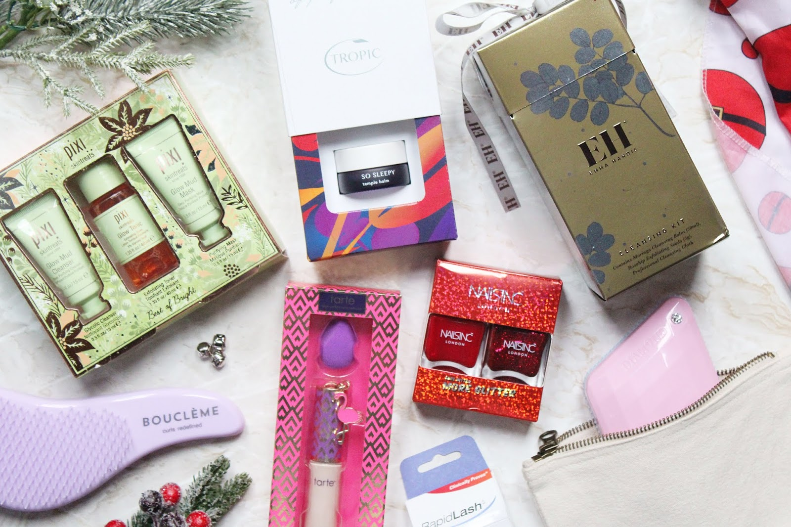 Christmas Gift Guide 2018: Beauty Gifts