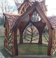 Pergolas y decks de madera
