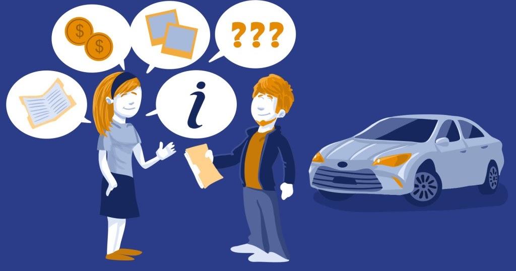 Acheter une voiture d'occasion à un particulier - Fiches ...