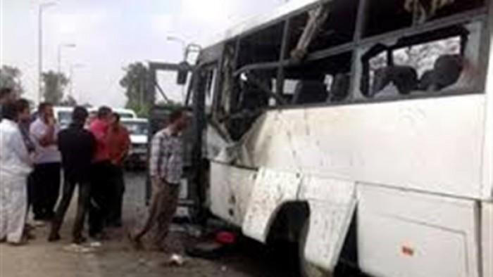 نكشف تفاصيل الحادث المؤلم الذى حصد ارواح 4 أشخاص وإصابة 19 في انقلاب أتوبيس بطريق سيوة