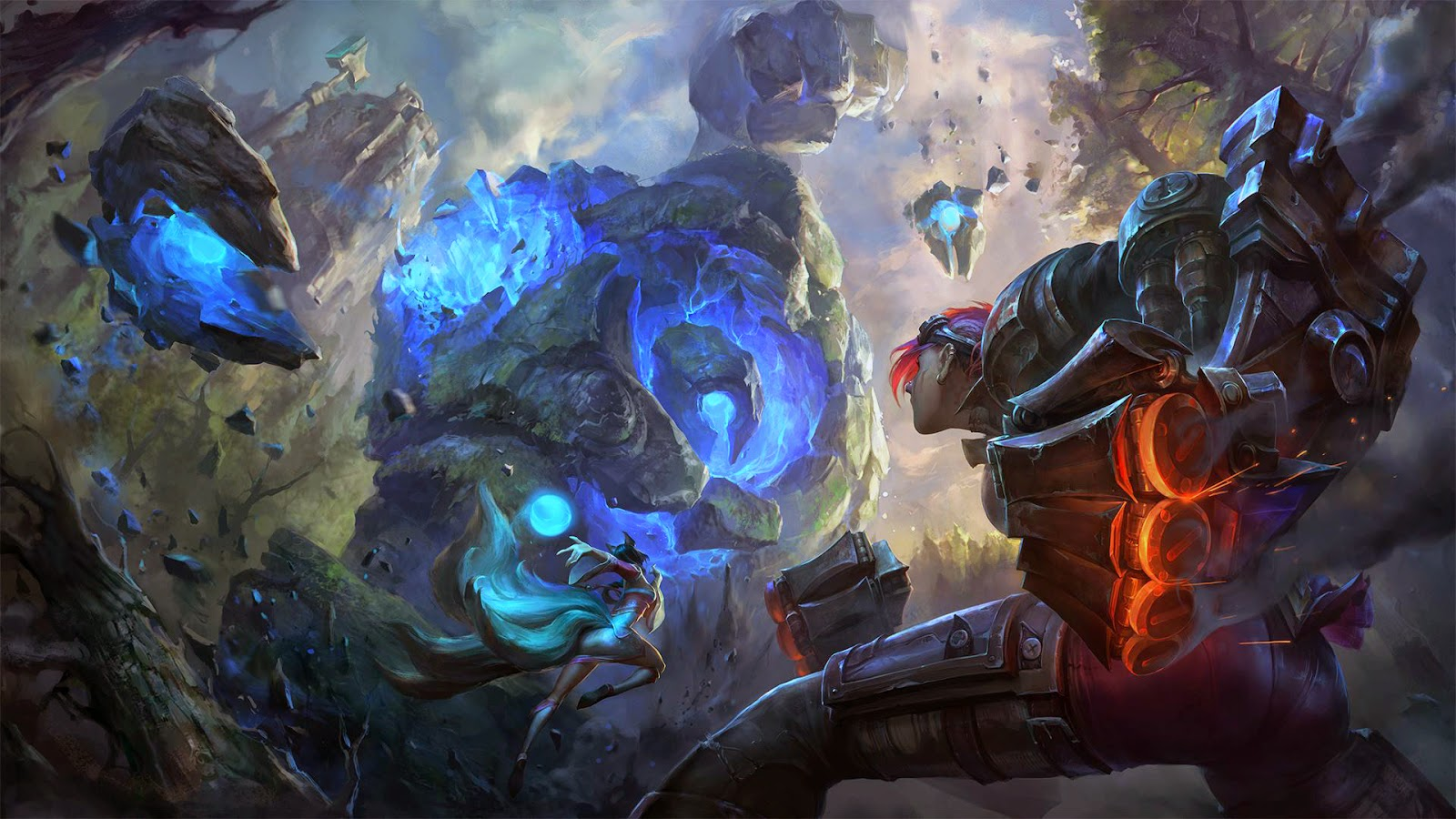 League Of Legends Wallpapers Hd