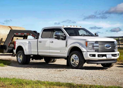 2018 Ford Super Duty Diesel Engine Specs