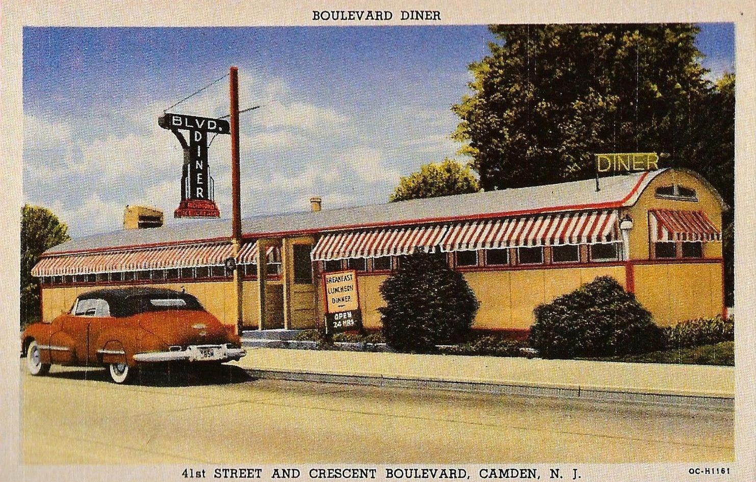 The History of Diners in New Jersey ~ The History Girl!