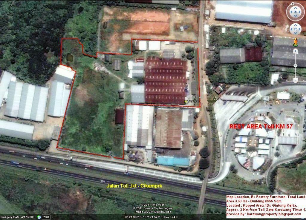 Jual Tanah Industri Di Karawang Karawang Property
