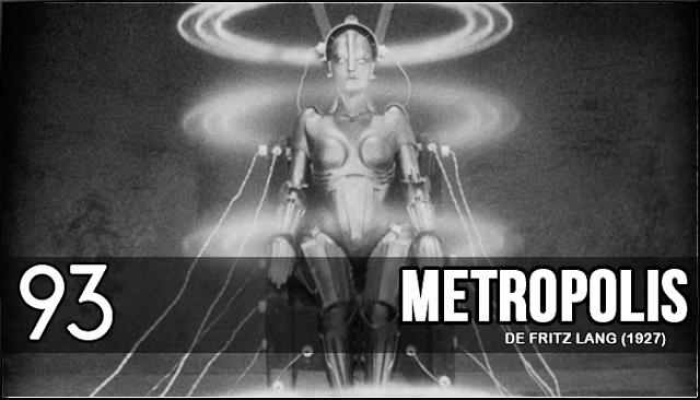 93 - Metropolis (Fritz Lang, 1927)