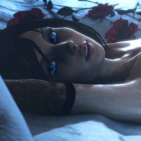Elizabeth - Bioshock Infinite Wallpaper Engine