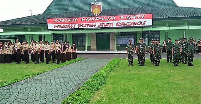 Anggota Saka WK Akan Dilibatkan di Penutupan TMMD
