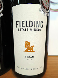 Fielding Syrah 2012 (89 pts)