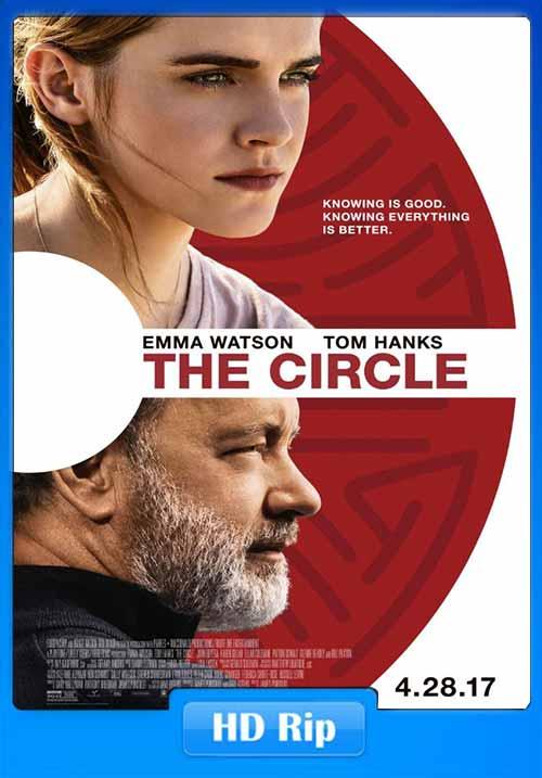 The Circle 2017 480p WEBRip 300MB x264