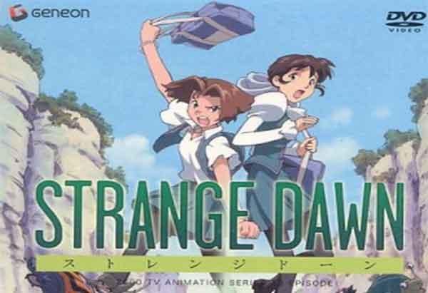 Review Strange Dawn - anime terjebak di dunia lain