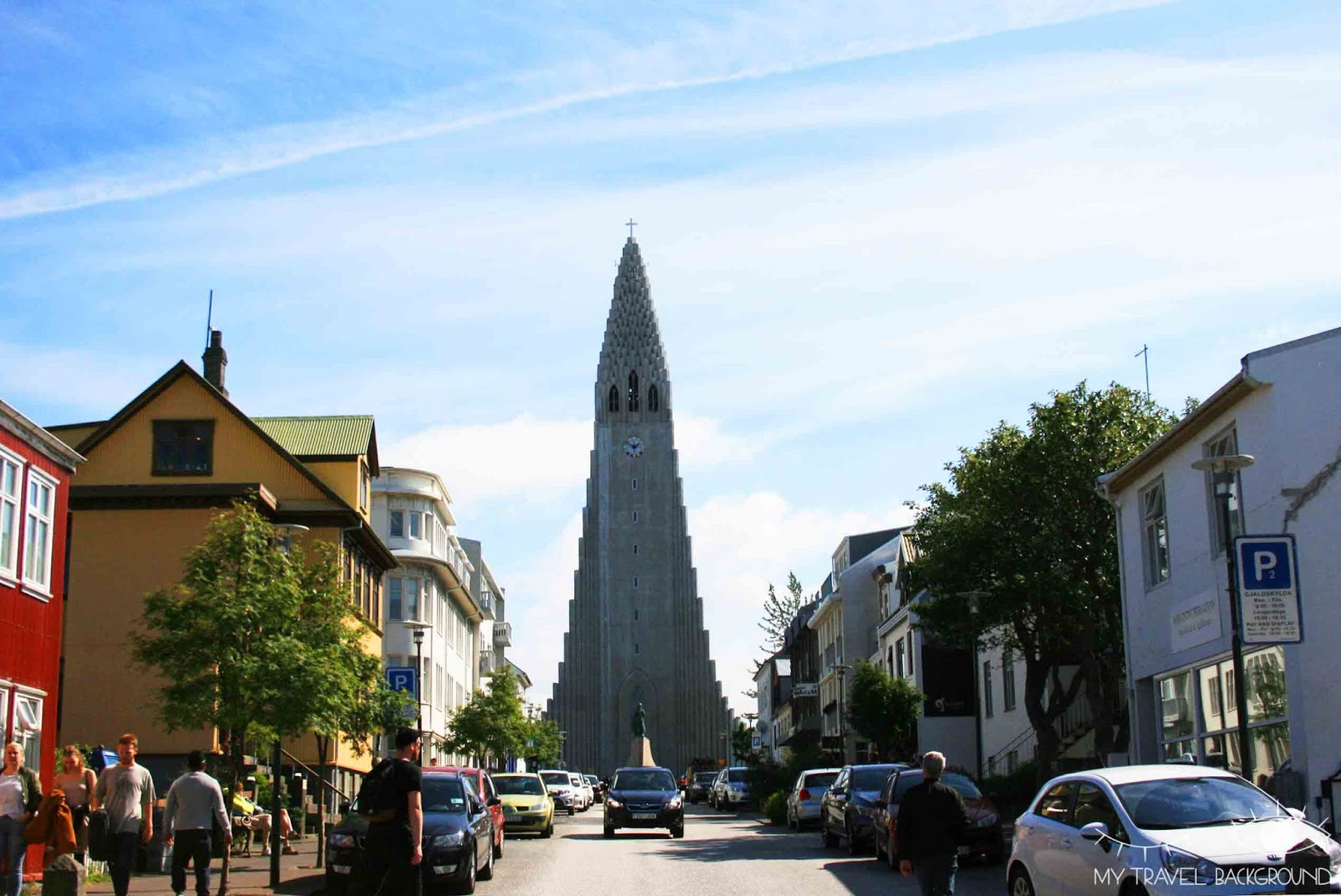 My Travel Background : 6 villes et villages découverts en 2016 - Reykjavik, Islande
