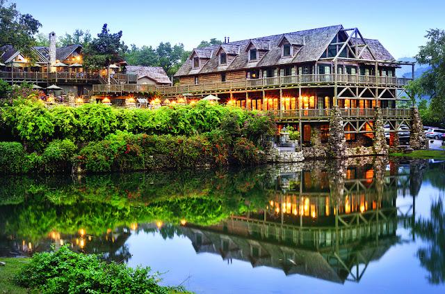 Big Cedar Lodge, Branson