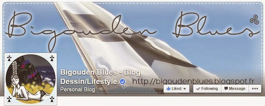 Bigouden blues blog dessin lifestyle