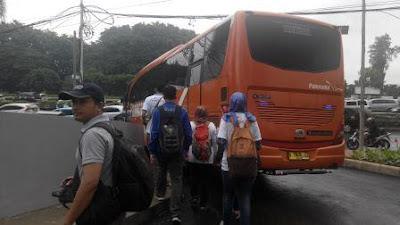 Blogger Jakarta keliling Apt Milik Pikko Group