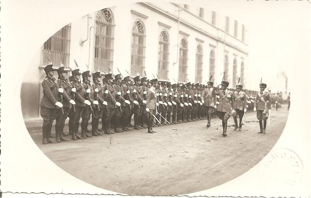 datazione ufficiali militari