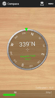 Download Smart Compass Pro for Android