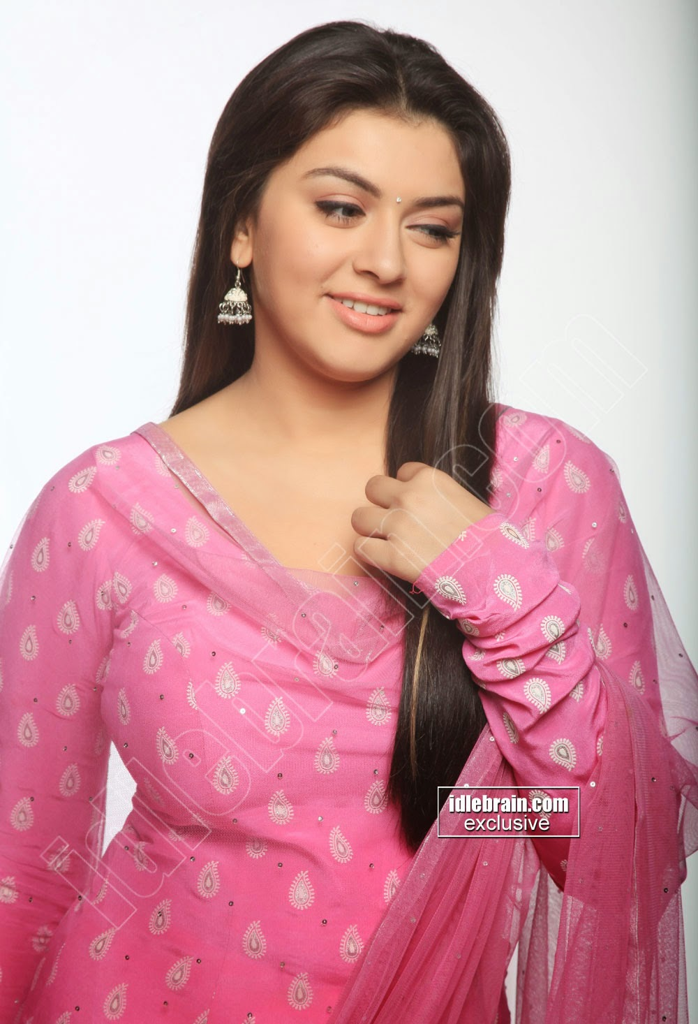 Hot, Sweet  Cute Collections Busty Baby Hansika Cute -4948
